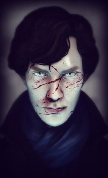 A high-functioning sociopath by laloon
