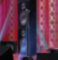 Microphone with Stand by deexie