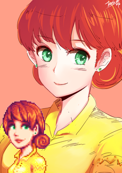 Penny by ToshioHD