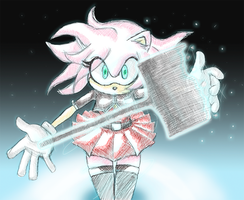 Amy by mikenno