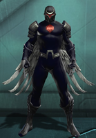 Darkhawk (DC Universe Online) by Macgyver75