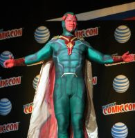NYCC 2015 - Cosplay Contestent 15 - Sat. by kamau123