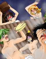 Bath House____Uh Oh by RUN-FanClub