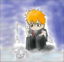 Bleach:Of Mice and Man?! by PeachBerryDivision