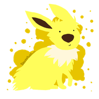 Derpomon: Jolteon by DerpMuffin