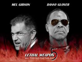 Lethal Weapon 5 by Bleezer