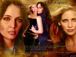 Two slayers by Nicollett