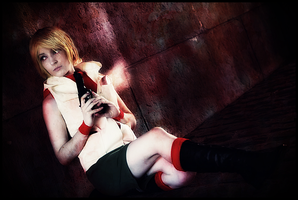 The darkness is coming - Heather Mason cosplay by AlicexLiddell