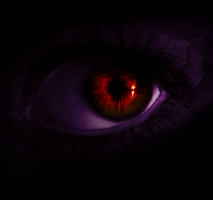 Darkness Eye by Cerbii