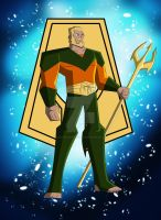 Cam's DCAU Aquaman by 2ndMercWithAMouth
