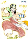 King of Snipers Usopp : One Piece by Katong999