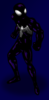USM Peter Symbiote Colours by LEMOnz07