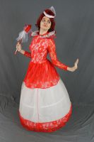 The Red Queen of Hearts 24 by MajesticStock