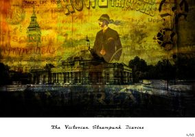 Victorian Steampunk Diaries 2 by Demyan