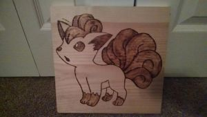 Vulpix by Unaccetpable