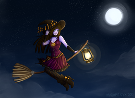 Witching Hour by MadameNyx