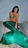 Siren Costume by PeppermintFrog