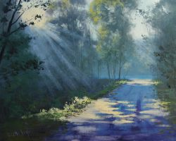 Sunrays by artsaus