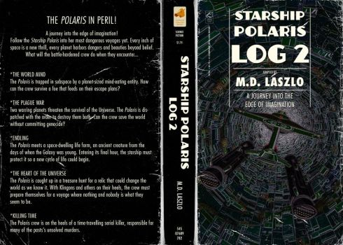 Polaris log 2 cover by thefirstfleet