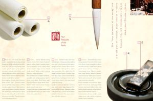 Chinese Calligraphy 4 by boonsinwei