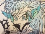 Chibi Grimmjow by AgitoOkami
