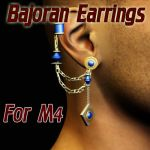 Bajoran Earrings for M4 by mylochka