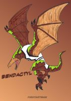 Bendactyl by kjmarch