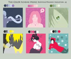 Color Meme OC by heartless-katare