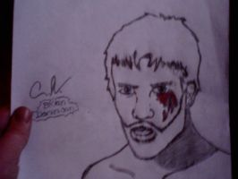 Bryan Danielson by X-Prince-Connor-X