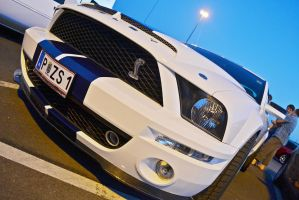 Shelby GT500KR by CynderxNero