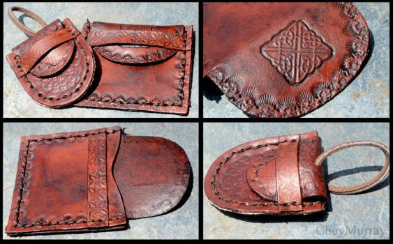 Leather Work by Cheyanne-Author