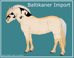 Baltikaner Import 001 by LiaLithiumTM