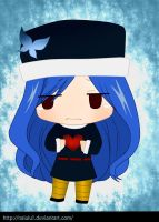 Juvia-Why Cant You Accept My Heart? by NaLulu1