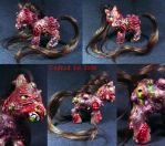 Peter Plague Pony MLP Ooak by Undead-Art