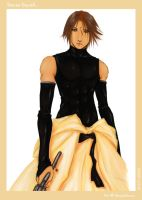 Sanzo Squall?? by AbyssDemon
