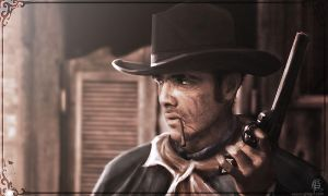 Billy the kid by gregmks