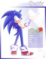 Sonic Dark Prince Artwork by Vay-demona