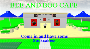 Bee and Boo Cafe by SecminourTheThird