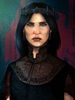 Commission: Aisling Hawke by freethegoats