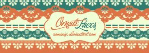 Ornate Laces Brushes by Romenig