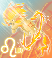 Leo by cobaltdragon