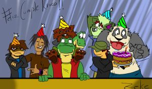 FelizCumpleKroco by t-bone-0