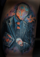 Tattoo Five: Hex From LMS Tattoo (Complete) by suicidebyinsecticide