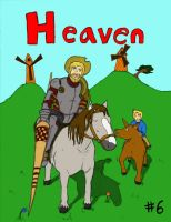 Heaven Chapter 6 Cover by EvilCake