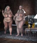 BBW _ Two minutes to three by Rendermojo