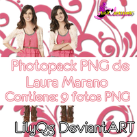 Photopack PNG de Laura Marano by LilyQg