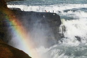 Gullfoss by drinkpoison