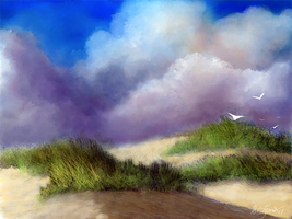 Dunes by ghost549