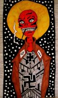 The Red Skull by AllieHartley