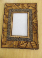 Corrugated cardboard photo frame_7 by mvlrvy